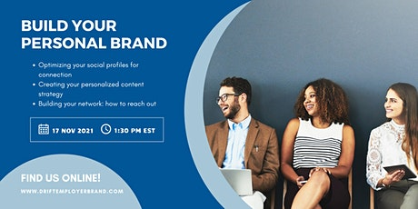 Training Session: Build Your Personal Brand tickets