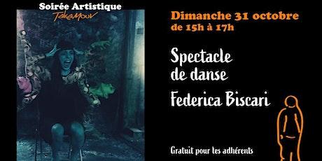 Soirée Artistique - Federica Biscari billets