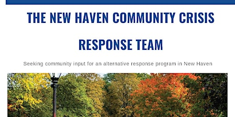New Haven Crisis Response Team - Town Hall tickets