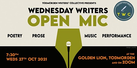 TWC/Wednesday Writers -  The Open Mic tickets