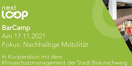 next.loop BarCamp Nachhaltige Mobilität Tickets