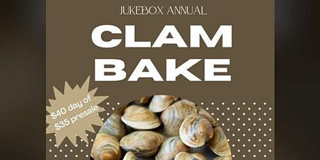Annual Clambake tickets