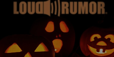 Loud Rumor Halloween Event - Costume Contest, Dinner, and Team Building! tickets