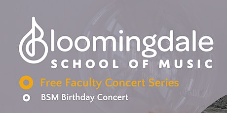 Friday Night Faculty Concert: Music of Anthony Branker tickets