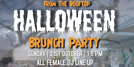 Rooftop Halloween Brunch Edition tickets