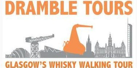 Glasgow's Whisky Walking Tour 2019 (to Sept) tickets