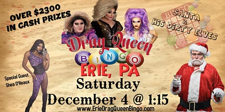 Christmas Drag Queen Bingo tickets