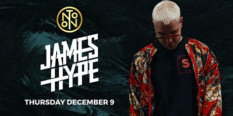 James Hype @ Noto Philly December 9 tickets