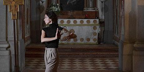 Alle Radici del Corpo - Performance e incontro - Chiesa di Santa Margherita biglietti