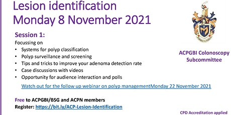 Lesion identification tickets