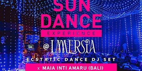 Sun Dance @ Immersia Dj Maia Inti sun 17 entradas