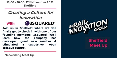 Creating a Culture for Innovation tickets