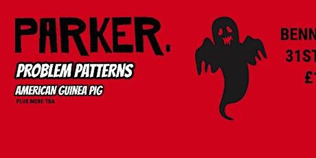 Parker's Halloween Extravaganza tickets
