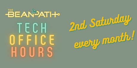 Tech Office Hours | Hosted by The Bean Path tickets