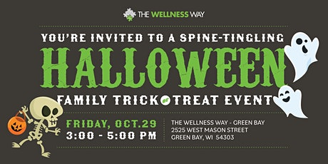 The Wellness Way Green Bay Trick or Treat Event tickets