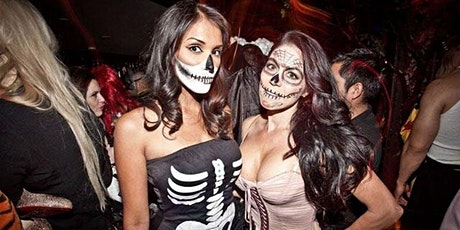 MONSTERS & MARGARITAS FRIGHT NIGHT BOO BASH! tickets