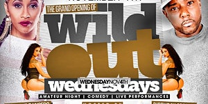 Wed!(11/11) Wild Out Wednesdays at Purlieu   Hosted by...