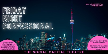 Friday Night Confessional tickets