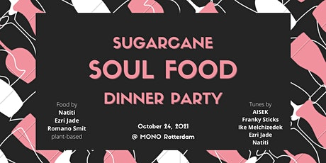 Sugarcane Soul Food Dinner Party tickets