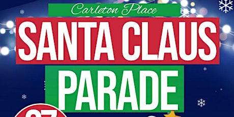 CP Santa Claus Parade Float Registration tickets