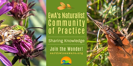 EwA Naturalist Community of Practice Hour tickets