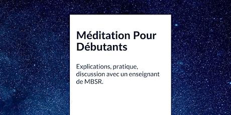 Initiation à la méditation: Trouvez votre point d'ancrage billets