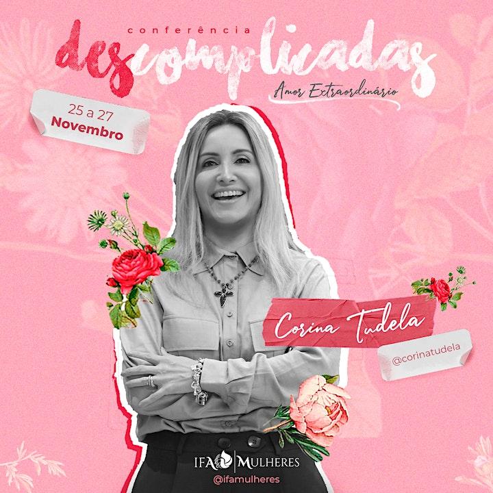 Imagem do evento DESCOMPLICADAS - Conferência IFA Mulheres