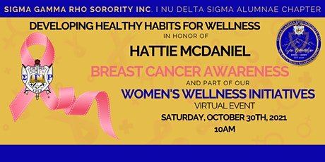 Developing Healthy Habits for Wellness tickets