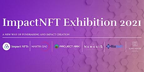 ImpactNFT Exhibition - Artist Night Web Panel tickets