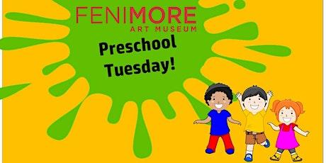 Preschool Tuesday LIVE via ZOOM at Fenimore Art Museum! tickets