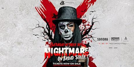 Nightmare on Broad Street | Halloween Block Party tickets
