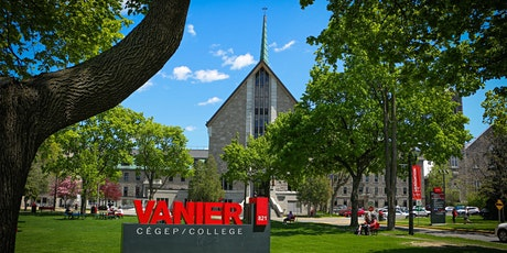 Vanier College Guided Tours - Friday November 19, 2021 billets