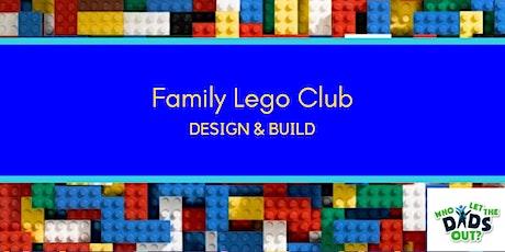 Family Lego Club tickets