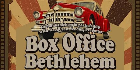Box Office Bethlehem tickets
