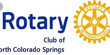North Colorado Springs Rotary Club Christmas Party tickets