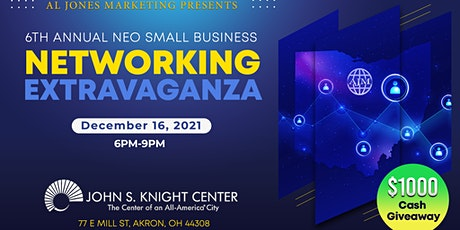 6th Annual Northeast Ohio Small Business Networking Extravaganza tickets