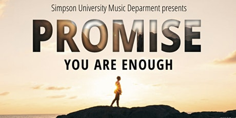 PROMISE.  You are Enough tickets