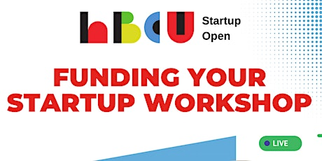 Funding Your Startup Workshop tickets