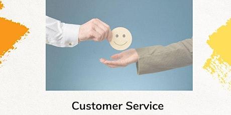 Customer Service - Folkestone tickets