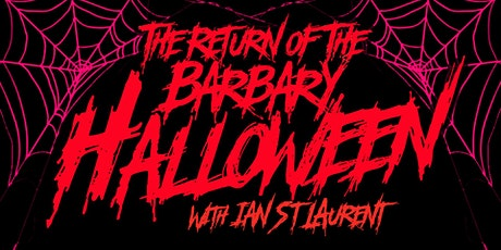 The Return of the Barbary Halloween tickets