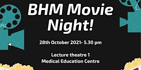 BHM Film Night + FREE Dinner tickets