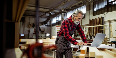 Personal Finance for Small Woodworking Businesses tickets
