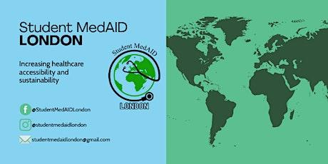 Student MedAid London: Global Health & Sustainability Seminar tickets