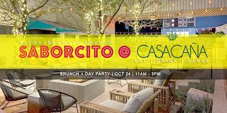 Saborcito Salsa Bachata Brunch @ Casa Cana tickets