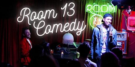 Room 13 Comedy - October Speakeasy Show! tickets