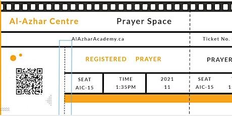 Jumah Prayer at Azhar Islamic Centre tickets