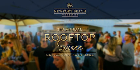 2nd Annual Rooftop Soiree tickets