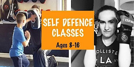 Self Defence for Teens: Krav Junior Free Trial Class (Thursday, 5.15-6pm) tickets