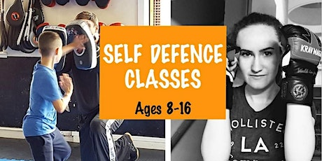 Self Defence for Teens: Krav Junior Free Trial Class (Tuesday, 6-6.45pm) tickets