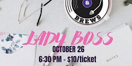 Lady Boss tickets